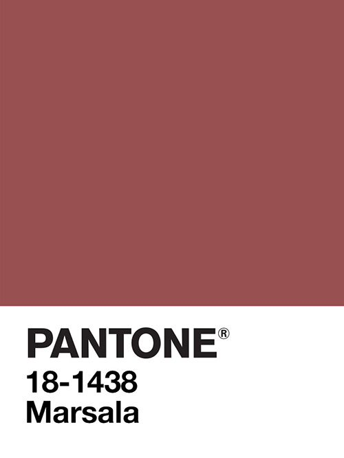marsala la couleur pantone 2015 cake and cie. Black Bedroom Furniture Sets. Home Design Ideas