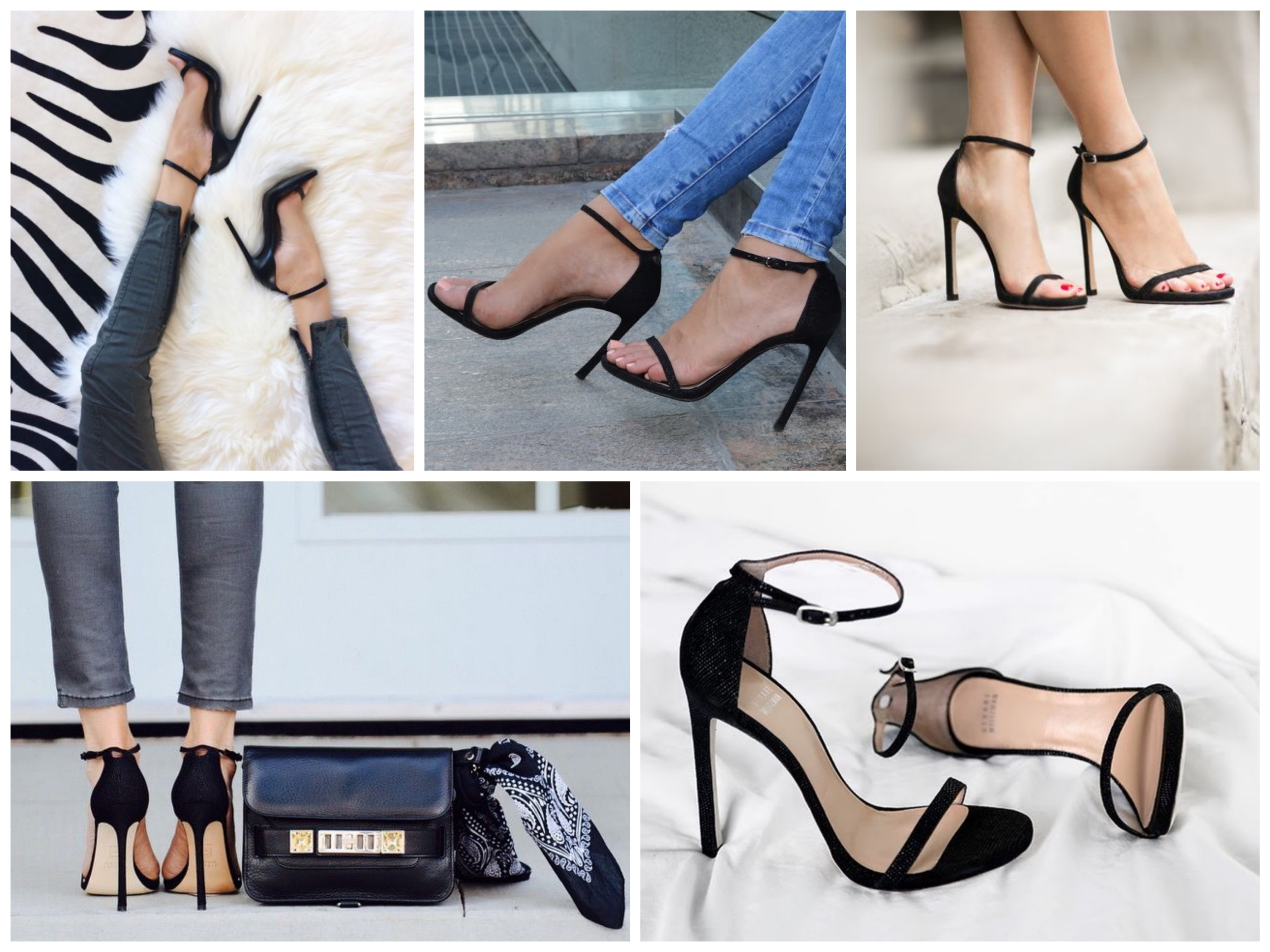 Black Nudist by Stuart Weitzman