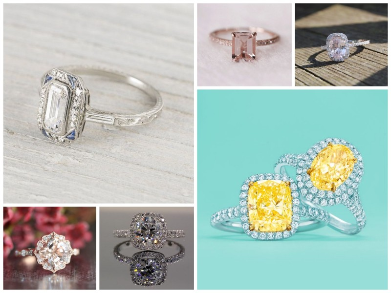 Engagement rings inspirations