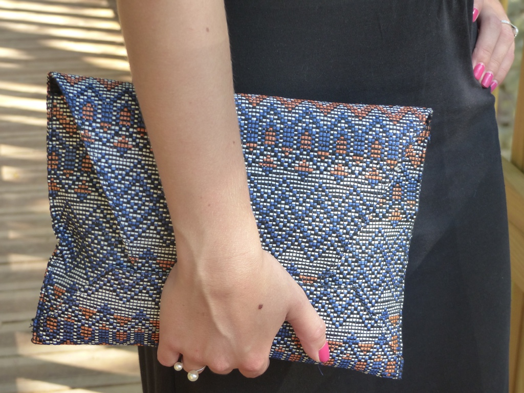 Pochette Mango & Bague So Chic