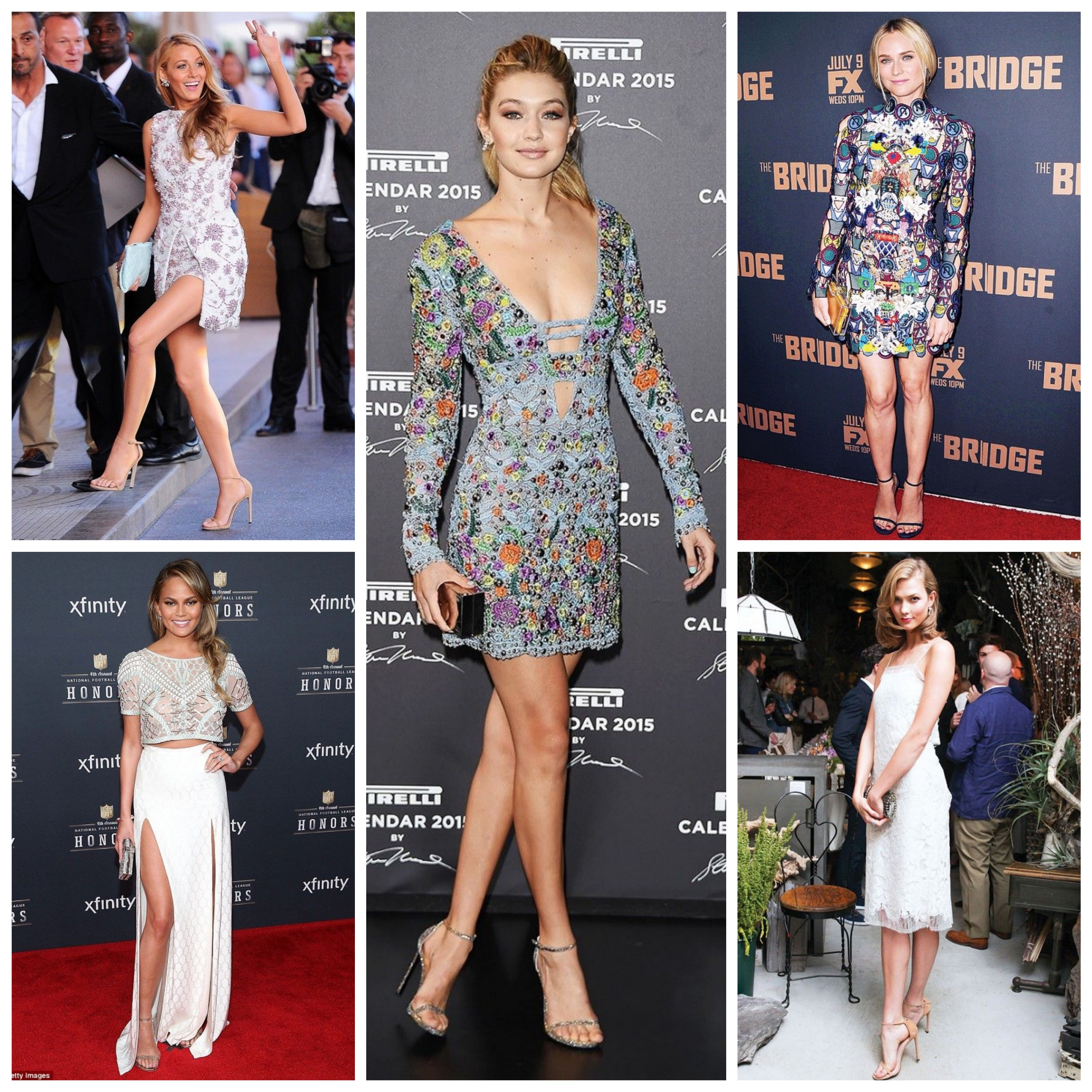 Stuart Weitzman Nudist Worn by Celebrities