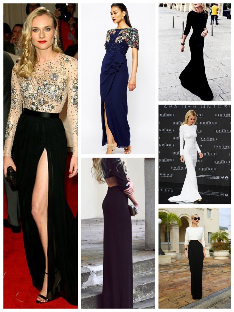 Summer trend - The maxi dress