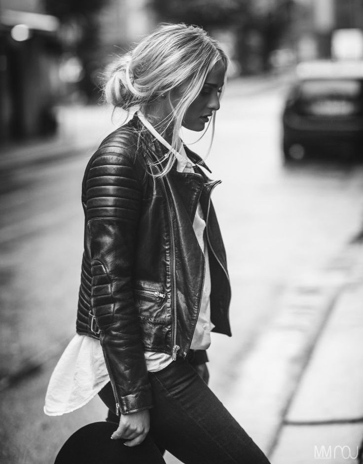 Back to school must have - The moto jacket