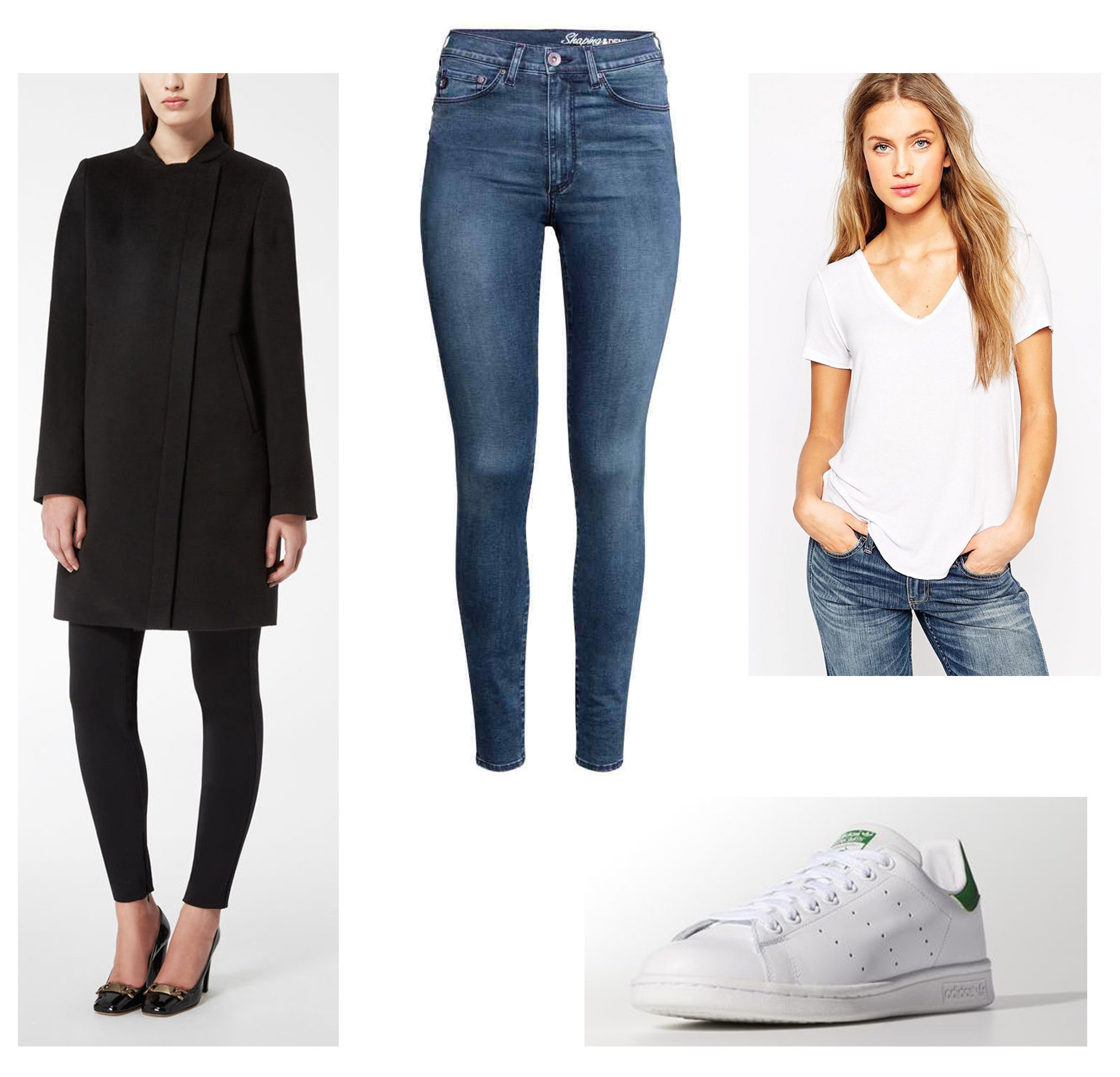 How to copy Kendall's style - Airport outfit