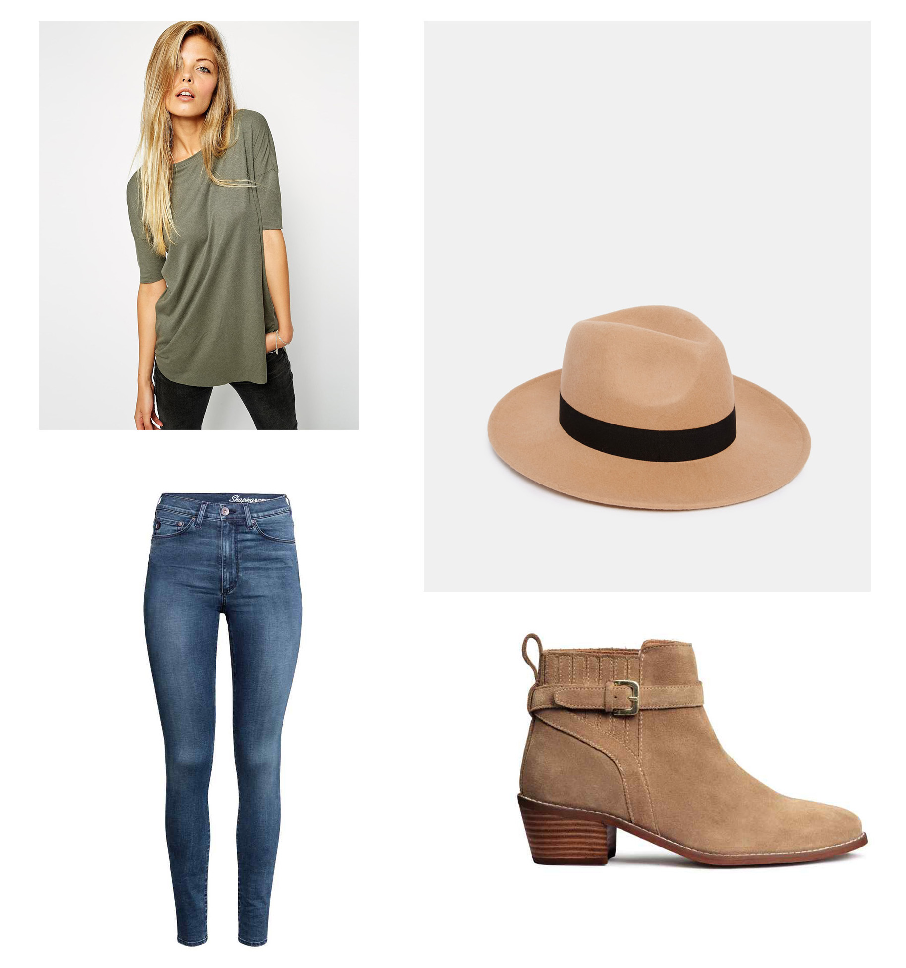 How to steal Kendall's style - Casual outfit