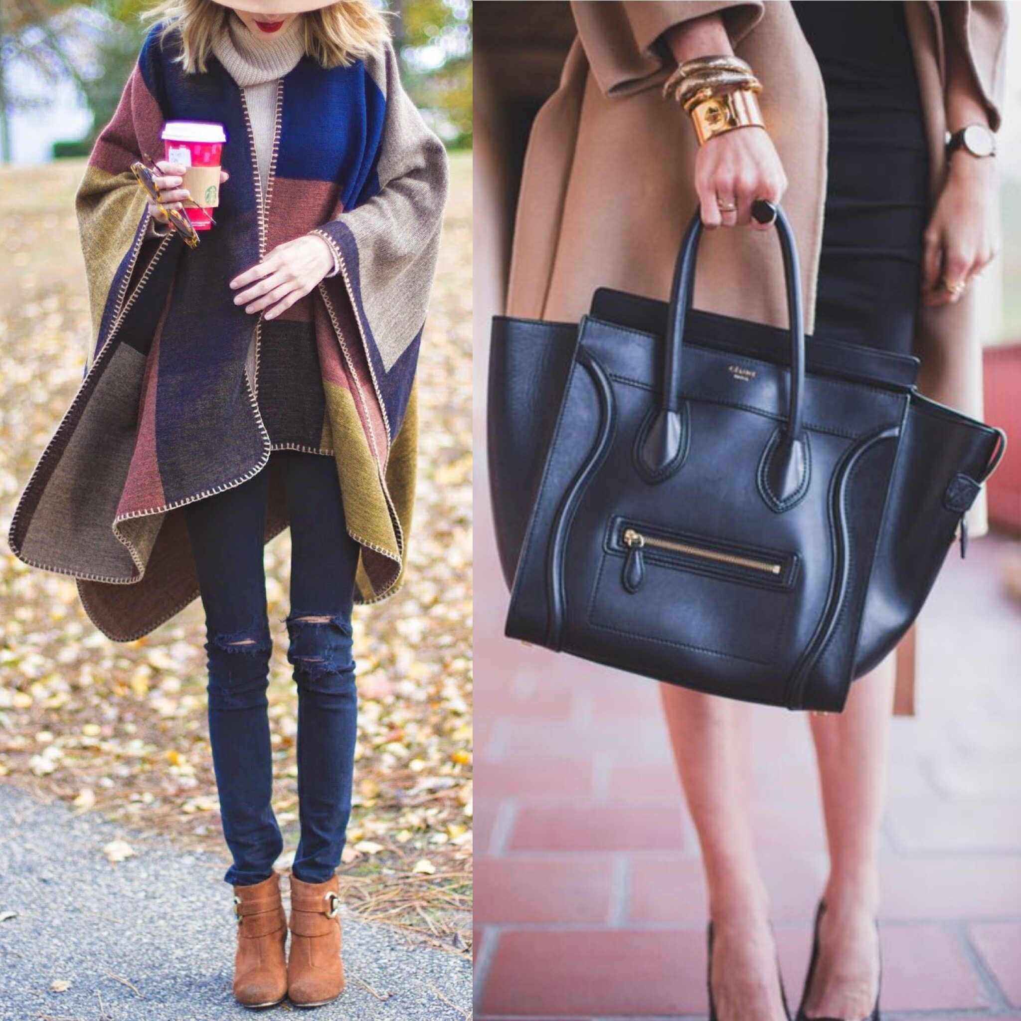 Random fashion inspirations for fall