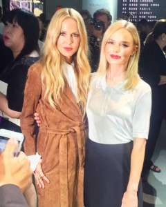 Rachel Zoe & Kate Bosworth