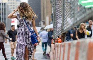 Street Style - New York Fashion Week 2015