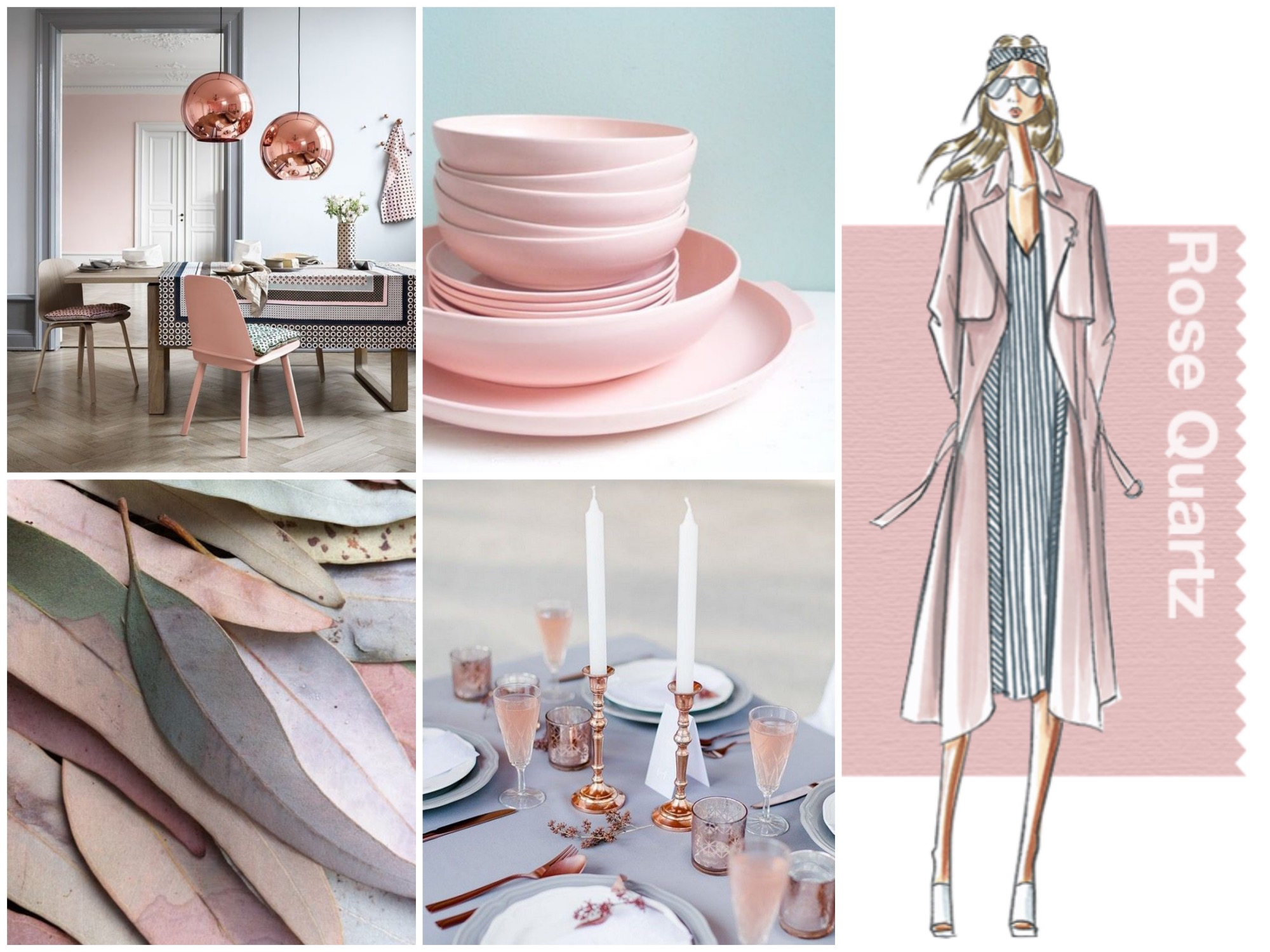 Rose Quartz - Pantone Color of the Year 2016