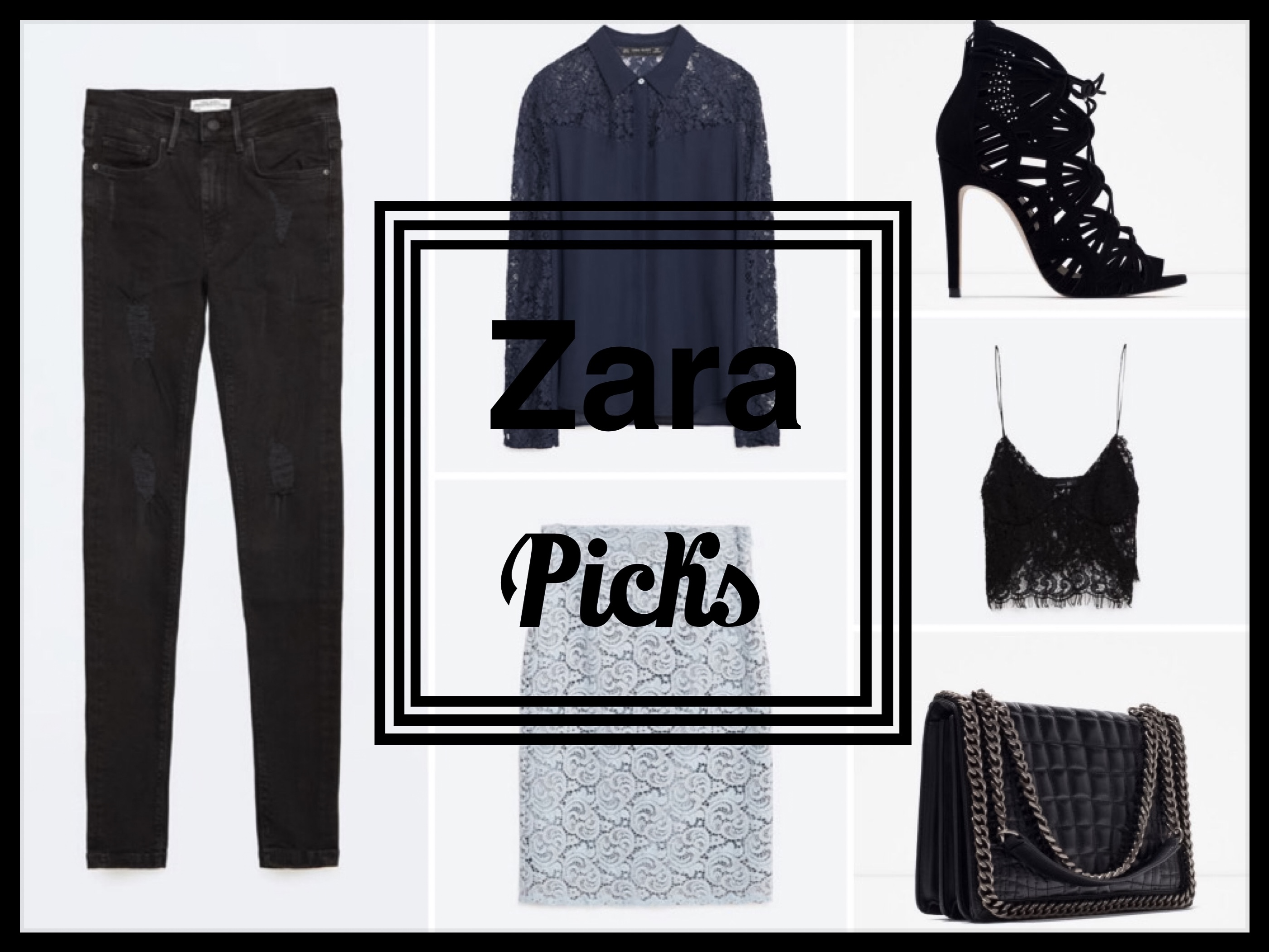 February Zara picks...