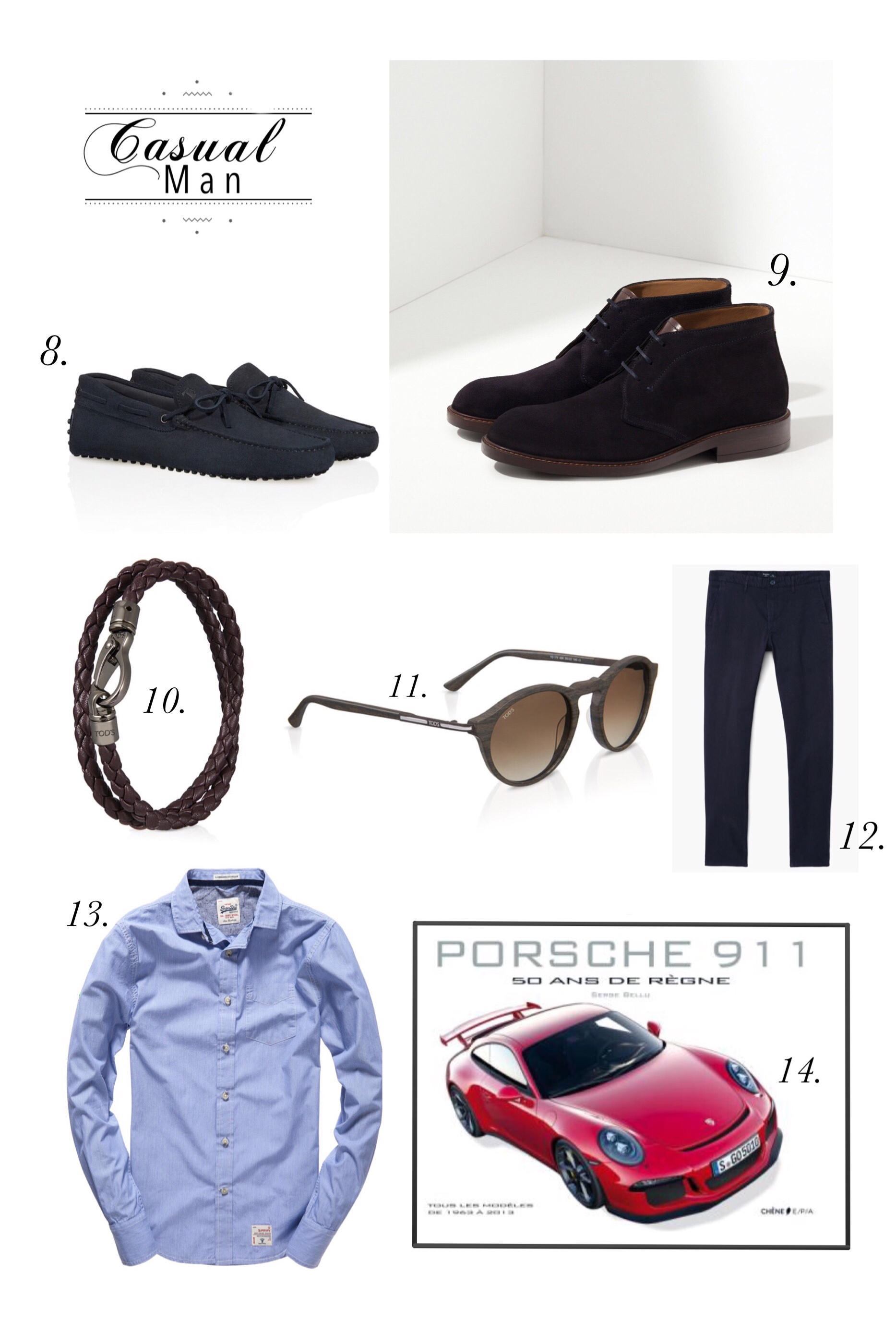Valentine's day gift guide for a casual man