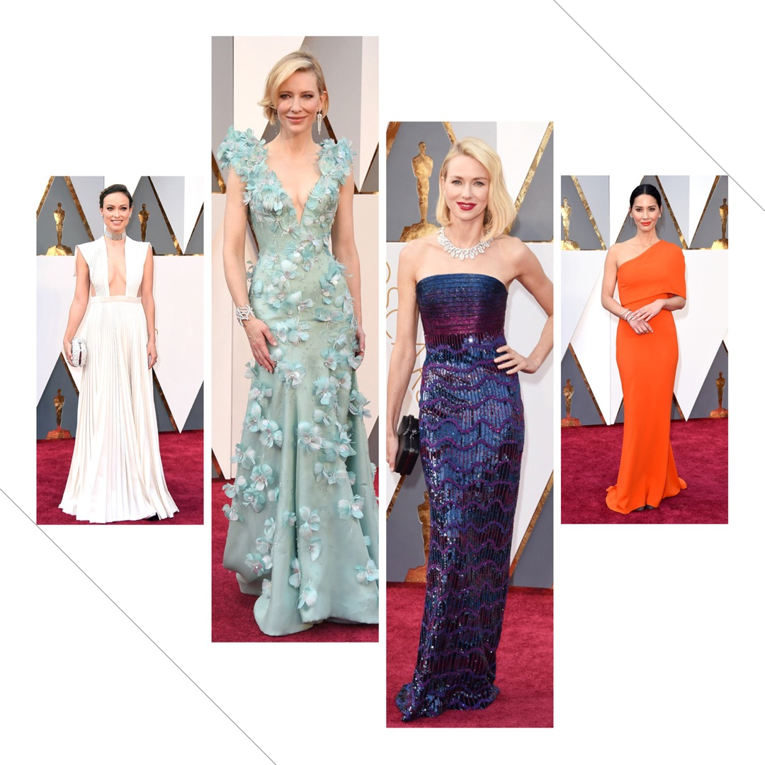Best dressed from the 2016 Oscars