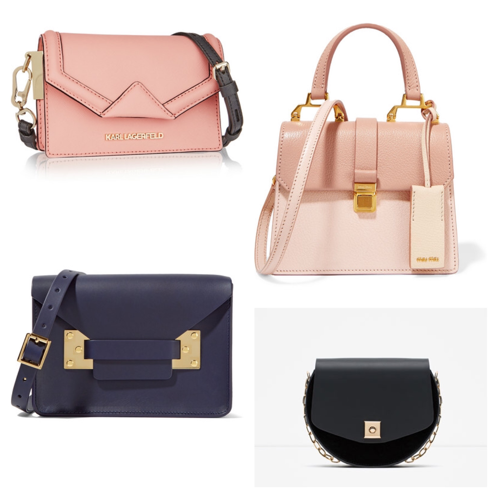 Perfect mini-bags for spring