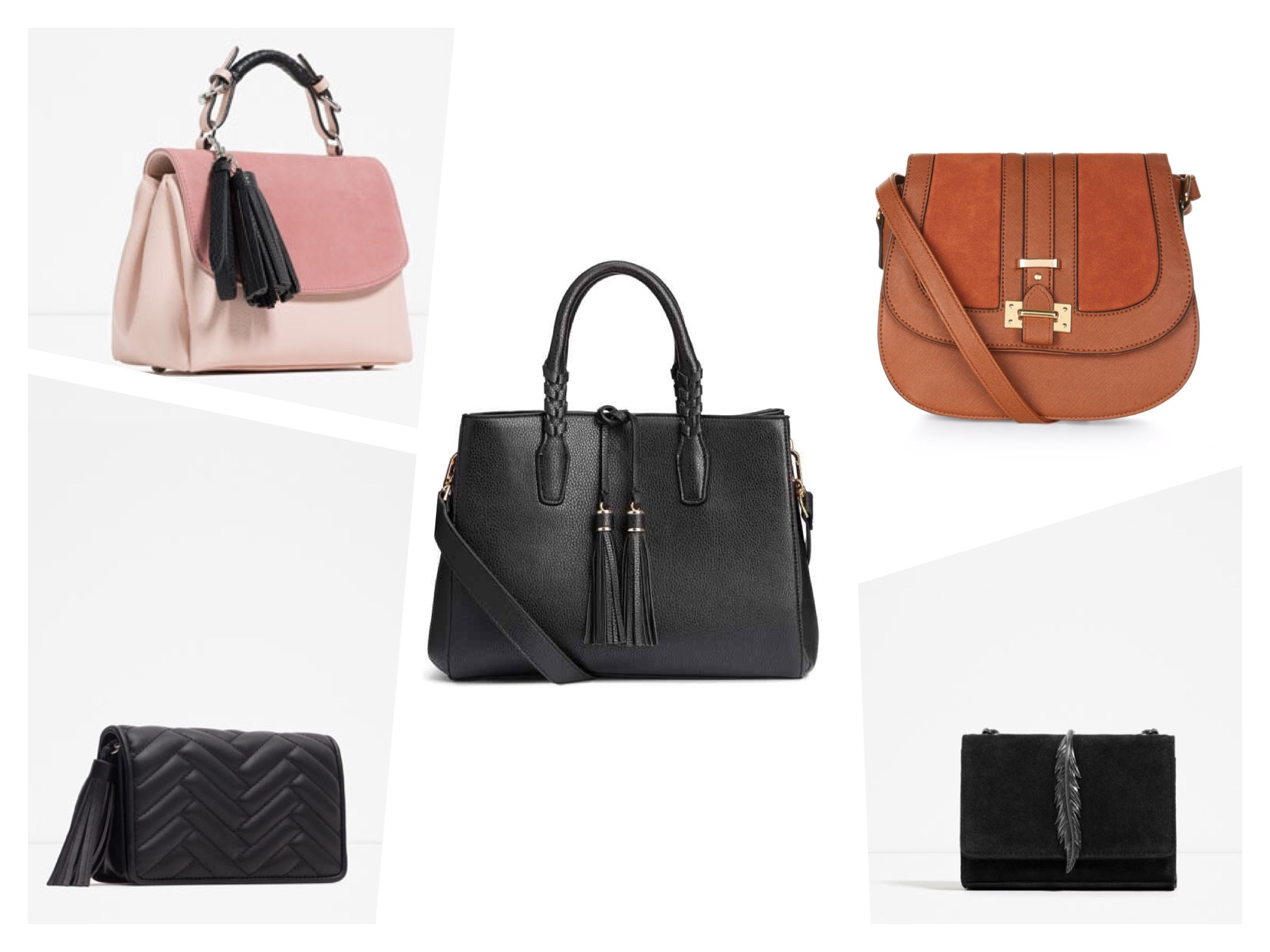 Zara & New Look Mini-bags