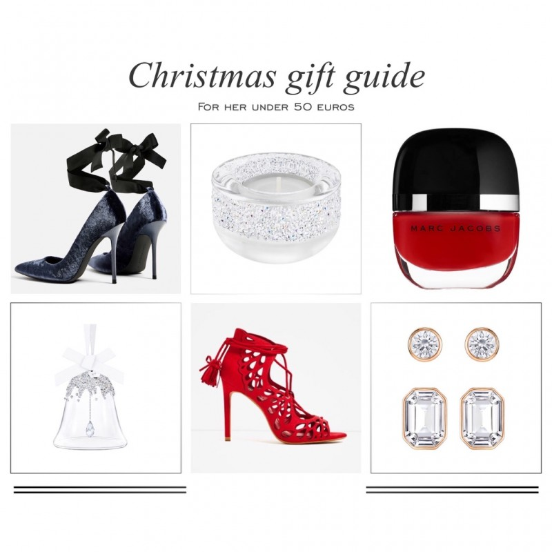 Christmas Gift Guide for Her Under 50 euros