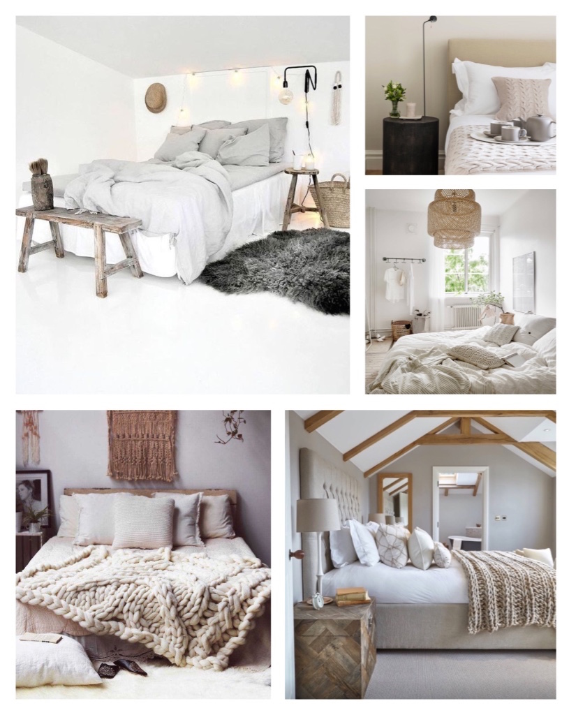Beautiful cosy bedrooms for winter