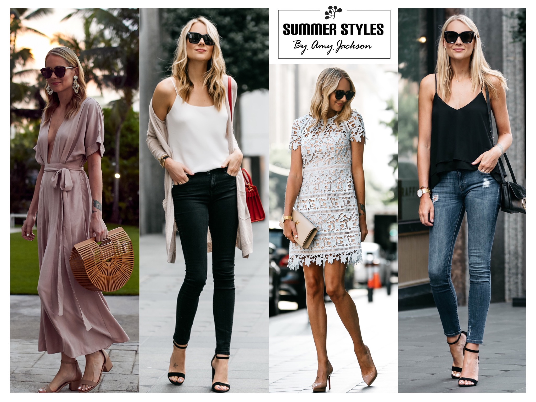 Summer styles by Amy Jackson