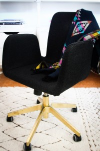 Chaise de bureau Ikea - Hither & Thither