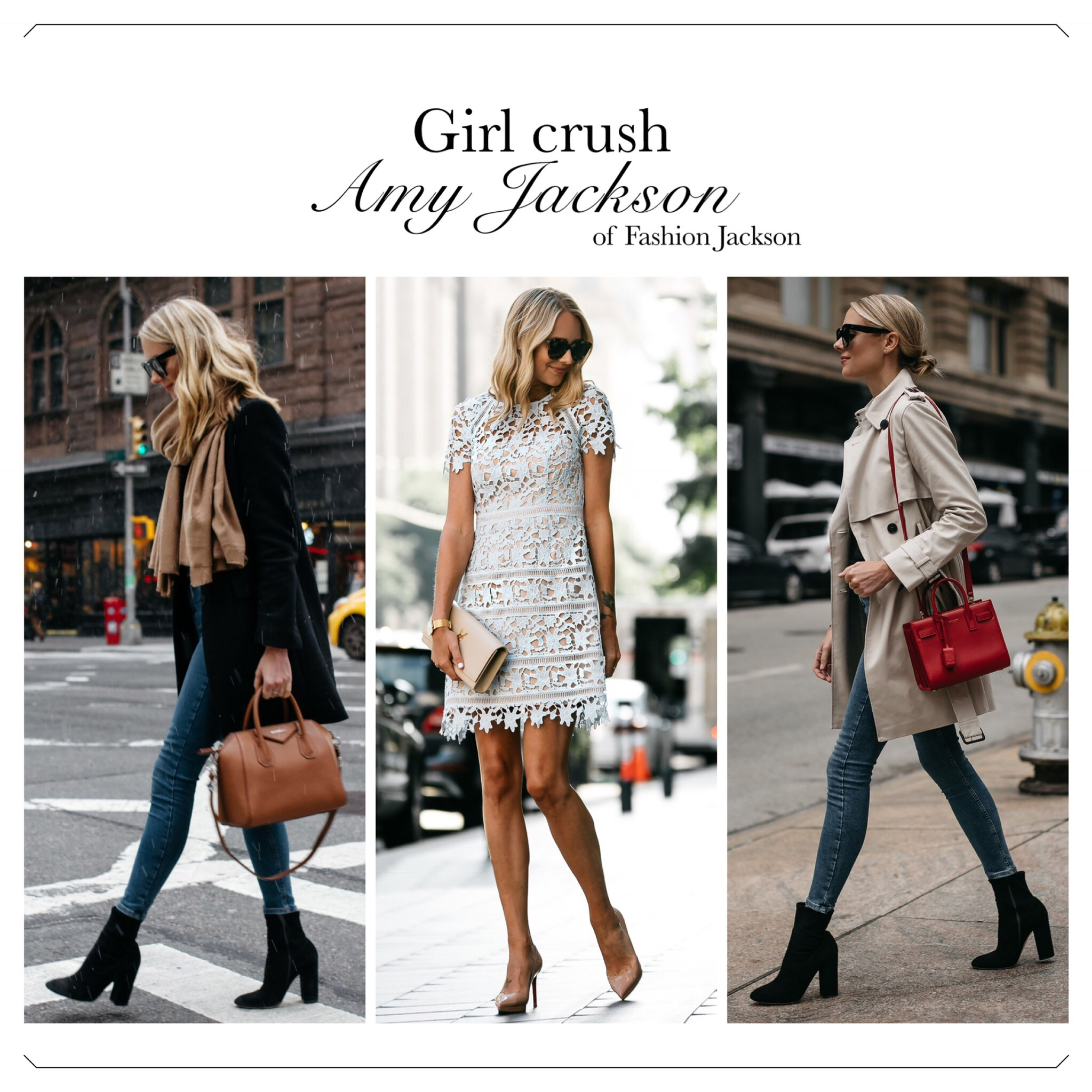 Girl crush - Amy Jackson of Fashion Jackson